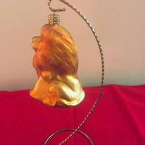 Holiday - The Cowardly Lion Christmas Tree Ornament